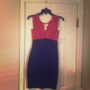Sleeveless dress, perfect for date night
